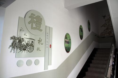 知道文化墙的设计原则吗?